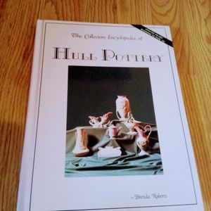 1st edition, Hull Pottery book